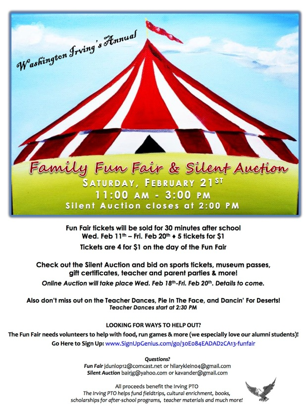 fun fair silent auction flyer notes 2 pages-3