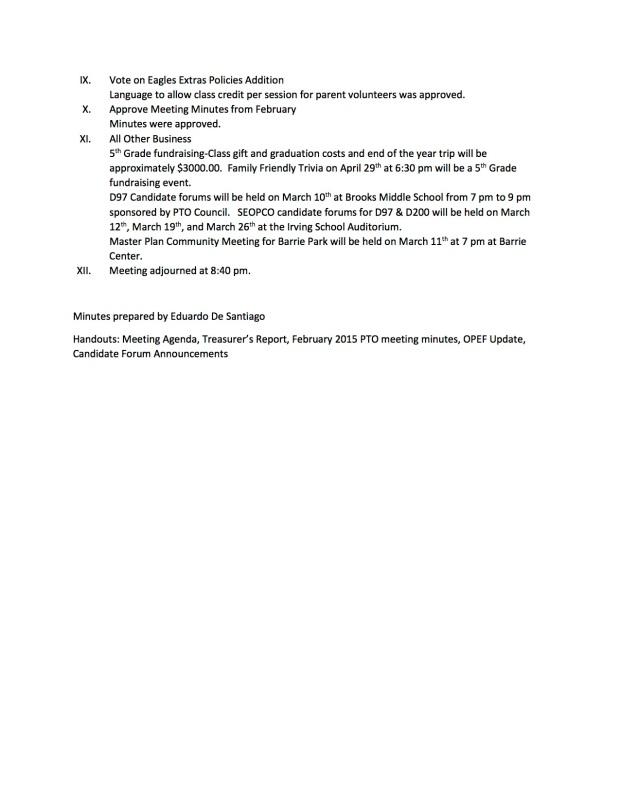 Irving School PTO Meeting pg 3