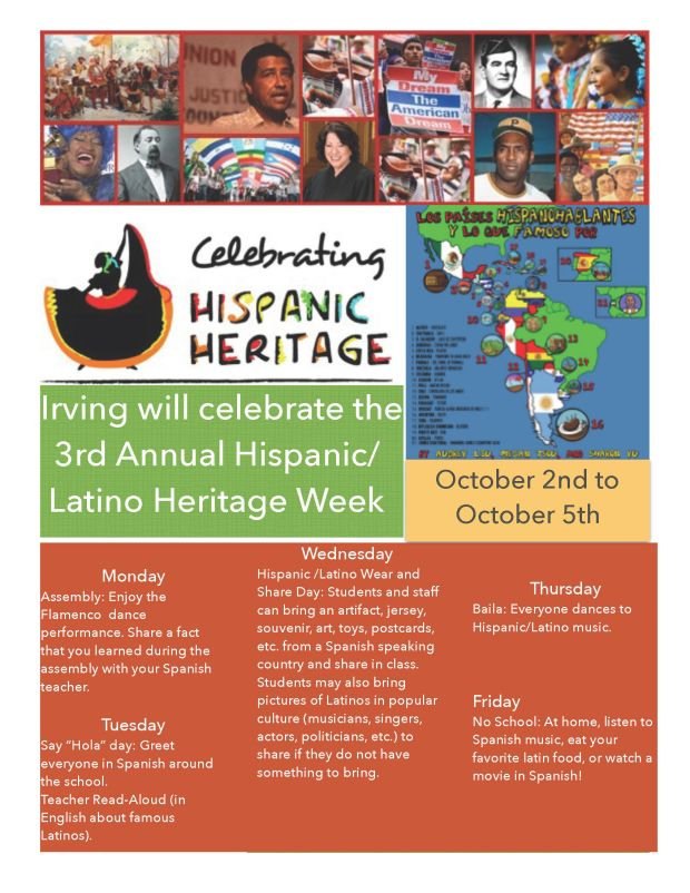 2017 Hispanic Heritage Celebration-Irving