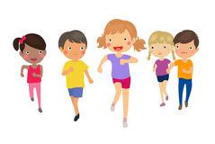 group-kids-running-illustration-66542226